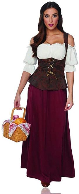 Peasant Lady