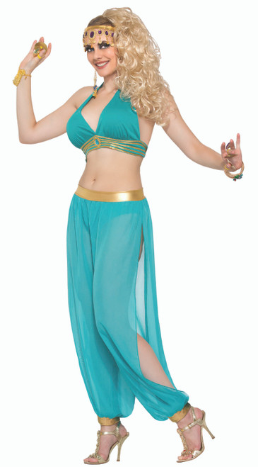 Harem Belly Dancer Halter Top