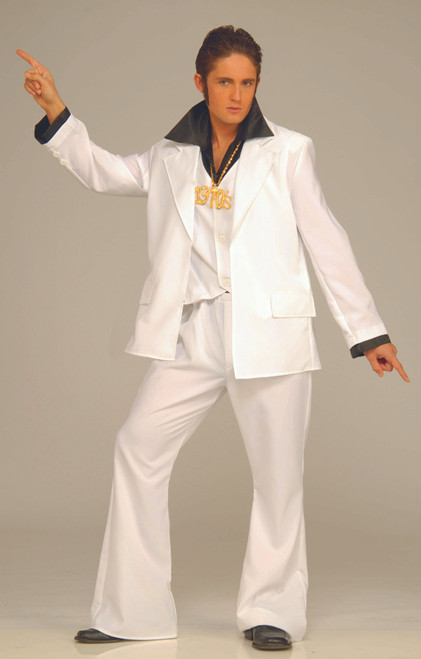 70s Mens Disco Fever Costume