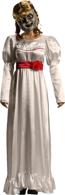 Annabelle Comes Home Womens Annabelle Deluxe Costume at The Costume Shoppe