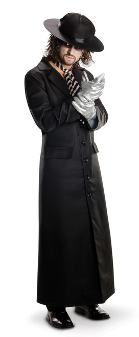 90s WWE Mens Undertaker Grand Heritage Costume at The Costume Shoppe