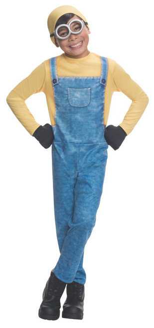 Toddler Minions Movie Minion Bob Costume at The Costume Shoppe