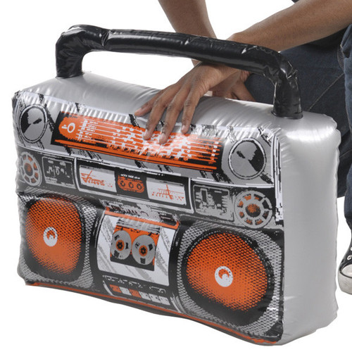 Inflatable Boom Box - At The Costume Shoppe