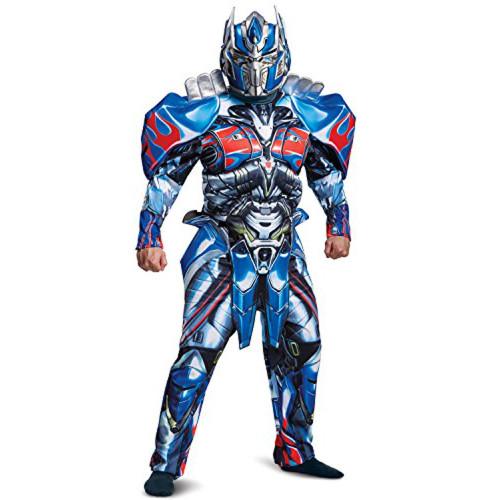 Transformers Optimus Prime Deluxe