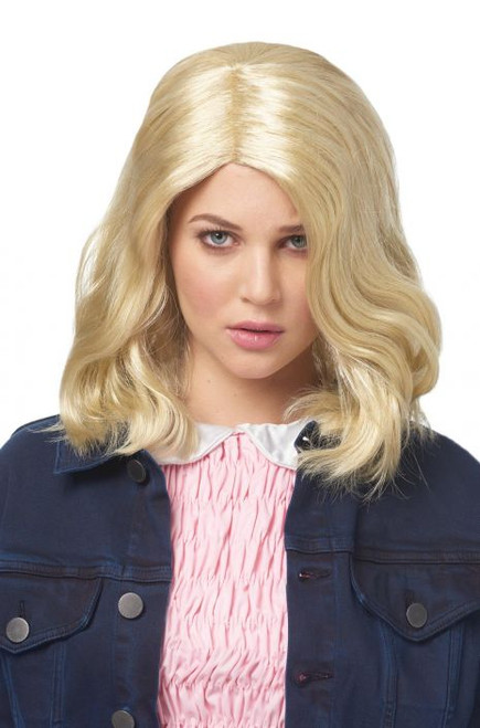 Strange Girl Wig Blonde - At The Costume Shoppe