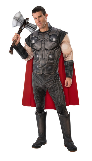 Avengers Endgame Thor Deluxe Costume - At The Costume Shoppe