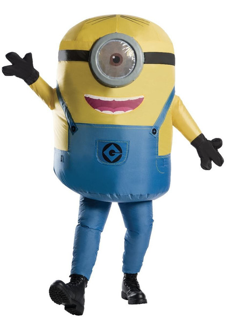 Inflatable Minion - At The Costume Shoppe
