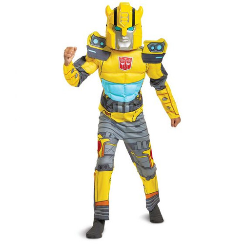Children Transformer Bumble Bee  - At The Costume Shoppe