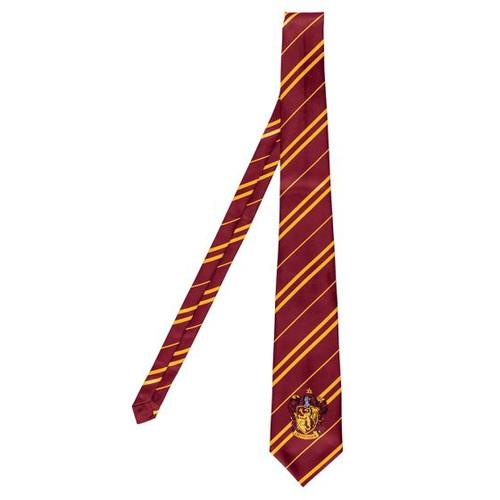 Gryffindor Necktie - At The Costume Shoppe