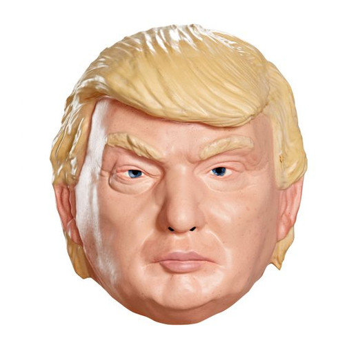 Donald Trump Vacuform - At The Costume Shoppe