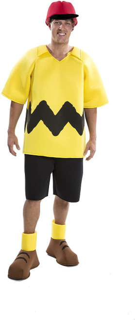 Charlie Brown Peanut Adult - At The Costume Shoppe