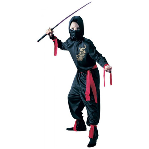 Childrens Ninja costume  - At The Costume Shoppe