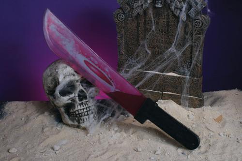 Bleeding Machete - At The Costume Shoppe