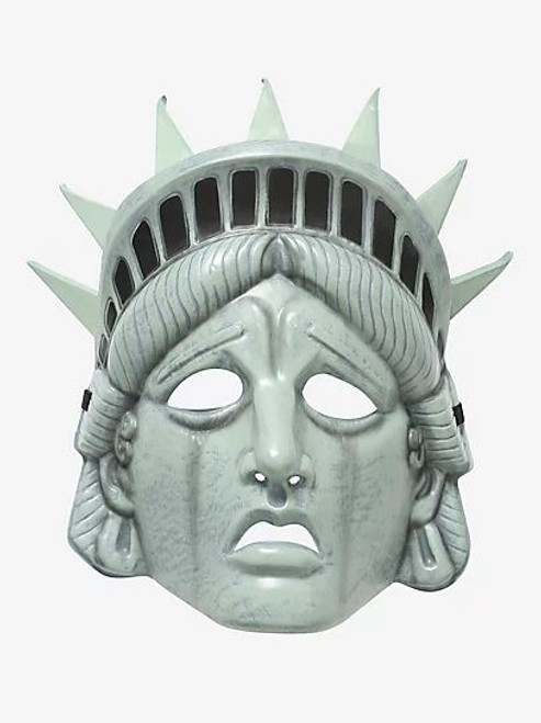 Lost queen of Liberty Mask