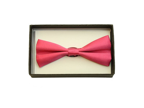 Bowtie In A Box Hot Pink at the Costume Shoppe