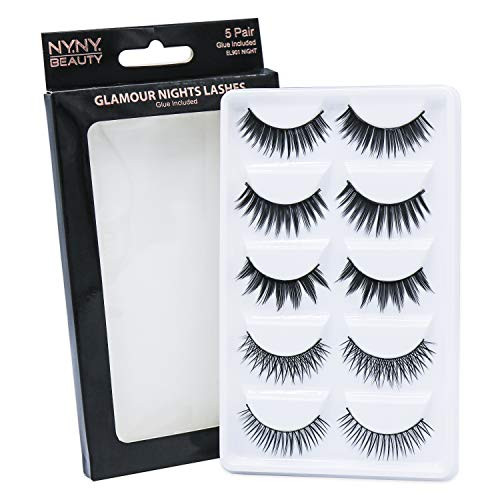 Eyelash 5 Pack Glamour
