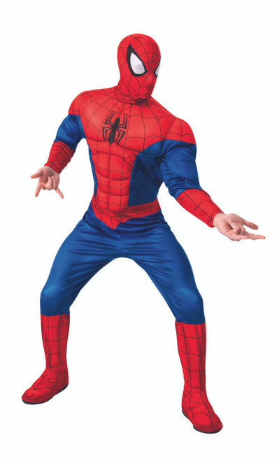 Adult Spider Man Dlx costumeat the Costume Shoppe