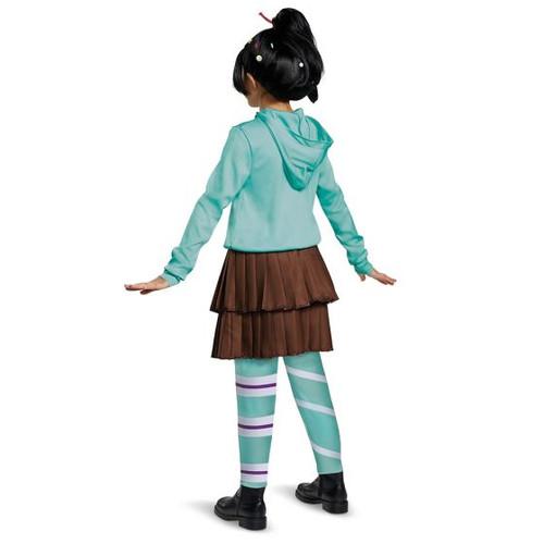 Children's Vanelope Dlx Costume - Ralph Breaks The Internet