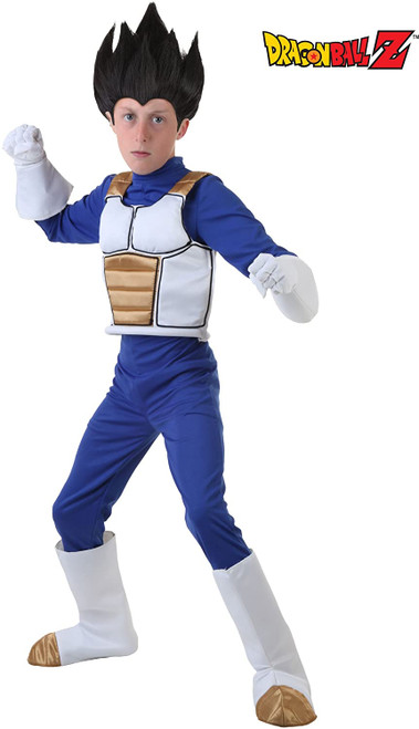 Childerns Dlx Vegeta Costume - Dragon Ball costume