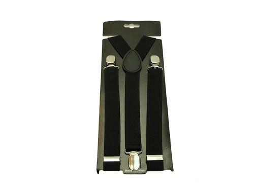 Suspenders Blackat the Costume Shoppe