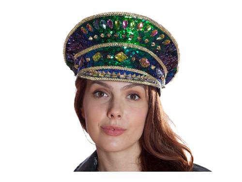 Multi Color Festival Hatat the Costume Shoppe