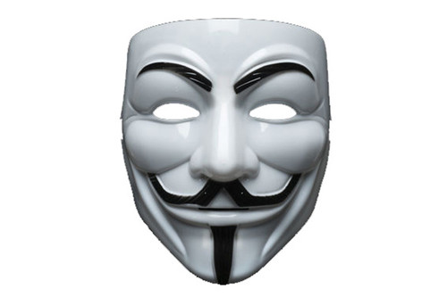 Anonymous Vendetta Mask
