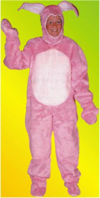 Children's Pink Bunny Suit