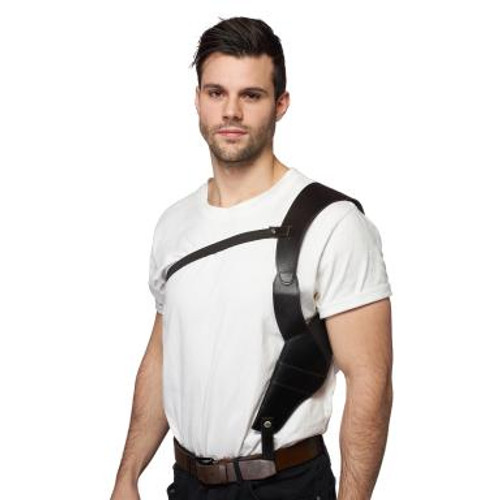 Leather-Like Shoulder Holster