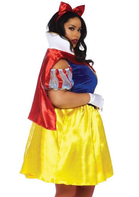 Adult Snow White Fairytale Costume