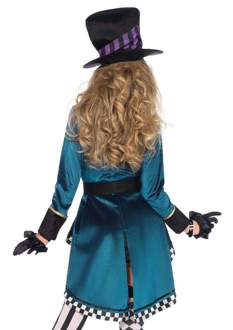 Adult Delightful Hatter Costume
