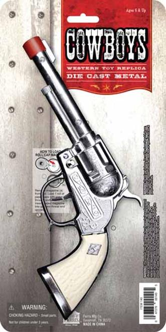 Cowboy Metal Gun