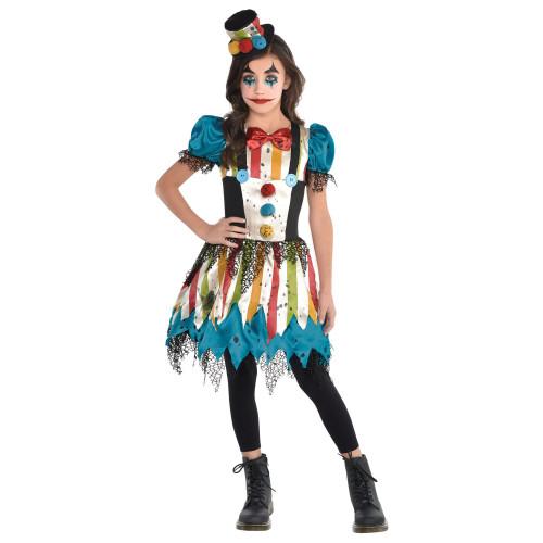 Creepy Clown at the Costume Shoppe