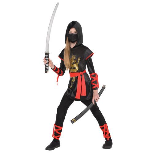 Dragon Ninja at the Costume Shoppe