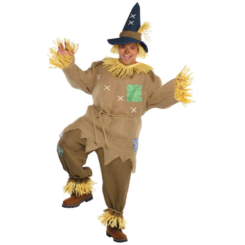 Scarecrow Plus at the Costume Shoppe