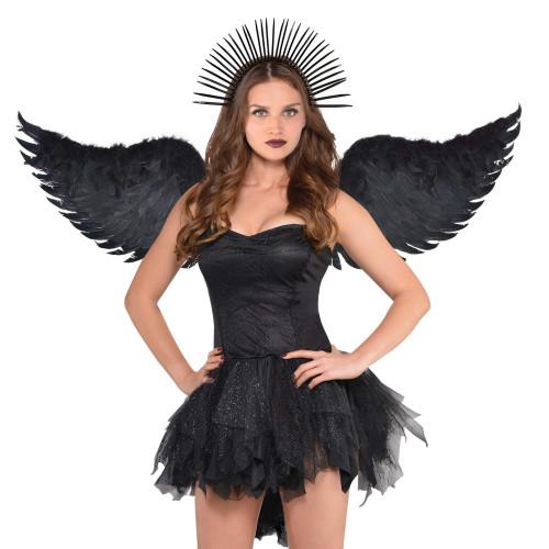 Dark Angel at the Costume Shoppe