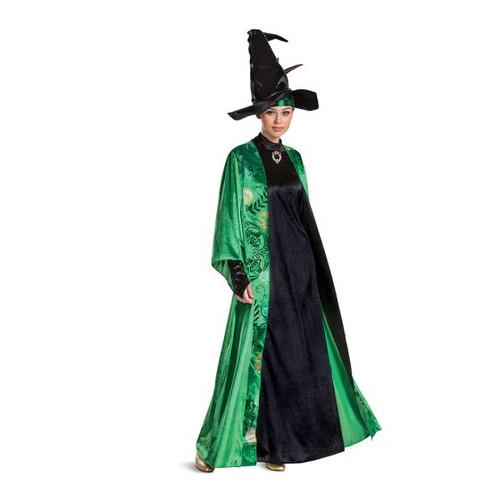 Deluxe Adult Professor Mcgonagall Costume