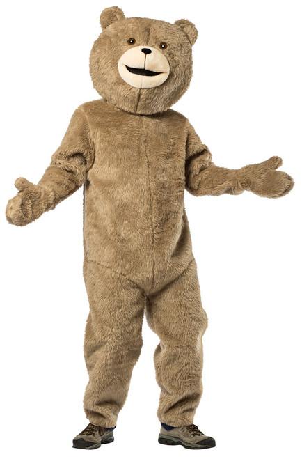 Adult Full Body Teddy Mascot Costume