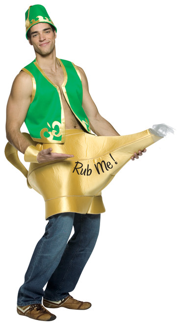 Adult Genie In The Lamp Costume