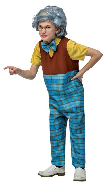 Children's Grandpa Costume