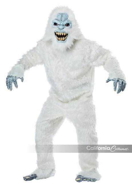 Adult Snow Beast Ani-Motion Costume