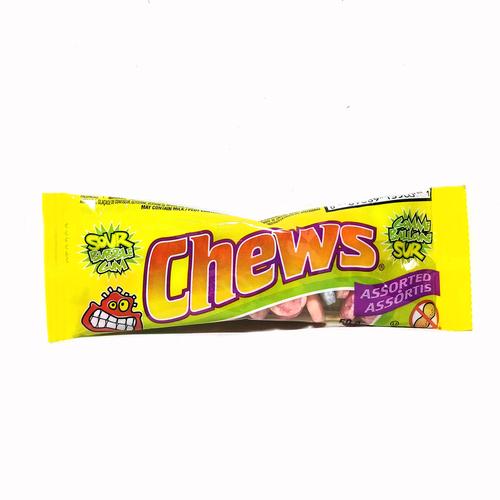 Chews Sour Gum
