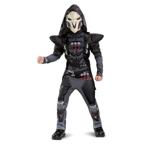 Children's Reaper Classic Muscle Costume