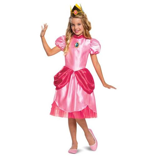Children's Princess Peach Classic (2020) Costume