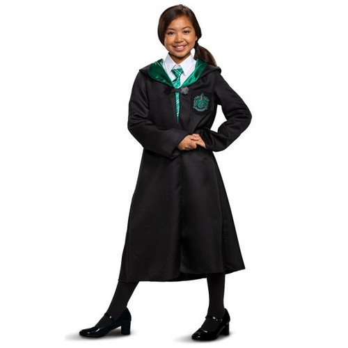 Children's Slytherin Robe Classic- Harry Potter