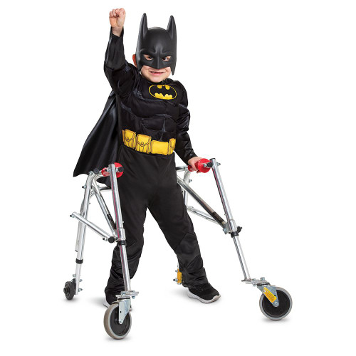 Children's Batman Adaptive Costume