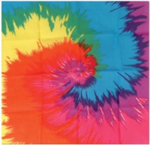 Tie-Dye Bandana