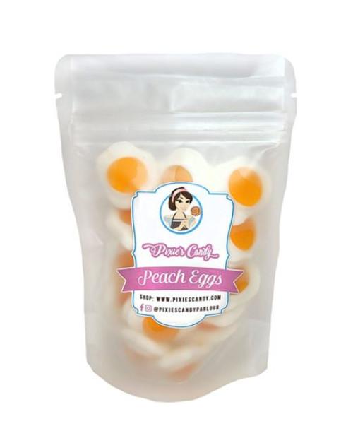 Peach Egg Gummies