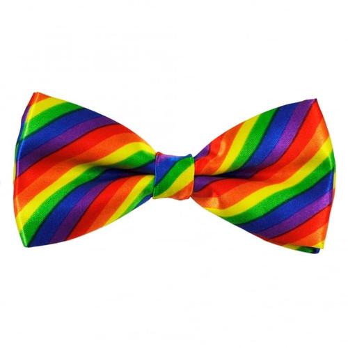 Rainbow(Diagonal) - Bow Tie
