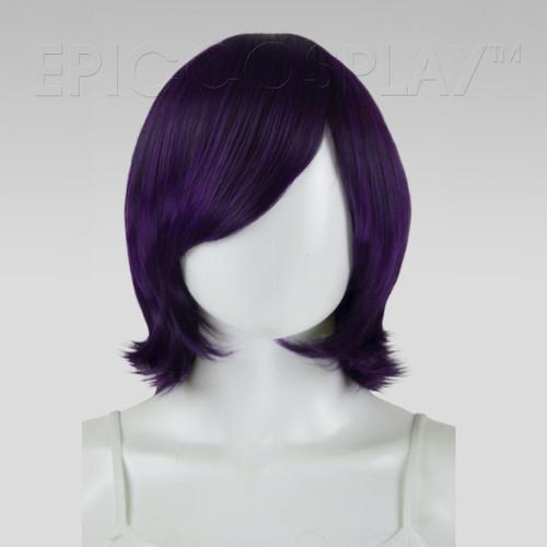 Chronos Purple Black Fusion Wig at The Costume Shoppe Calgary