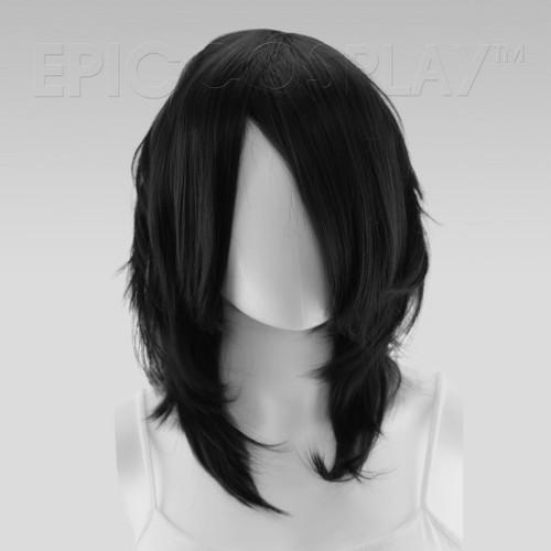 Helios Black Wig at The Costume Shoppe Calgary
